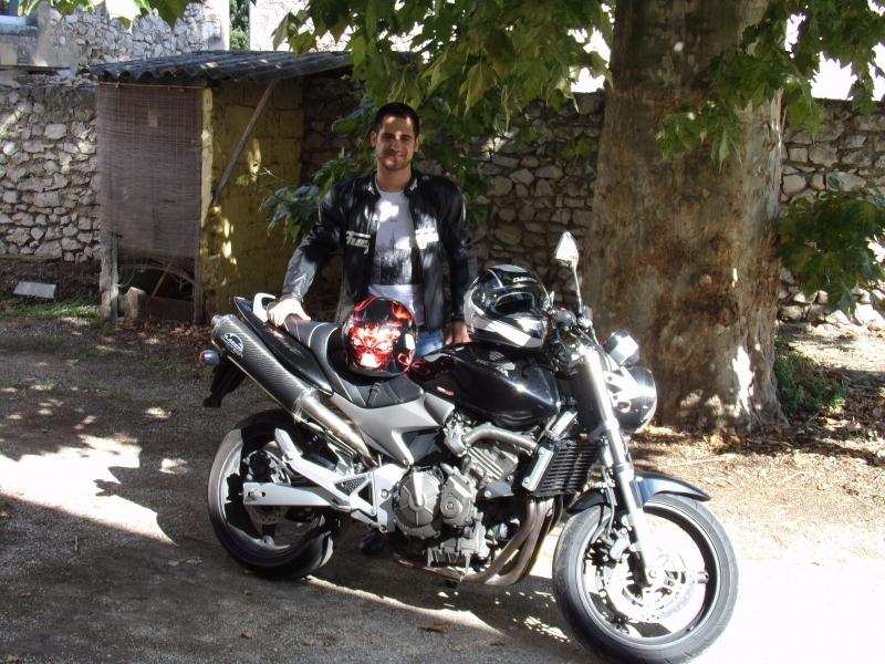 Rencontre motard alsace